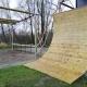 Ninja Warrior Warped Wall