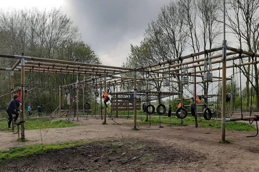 Survivalrunbaan Groningen